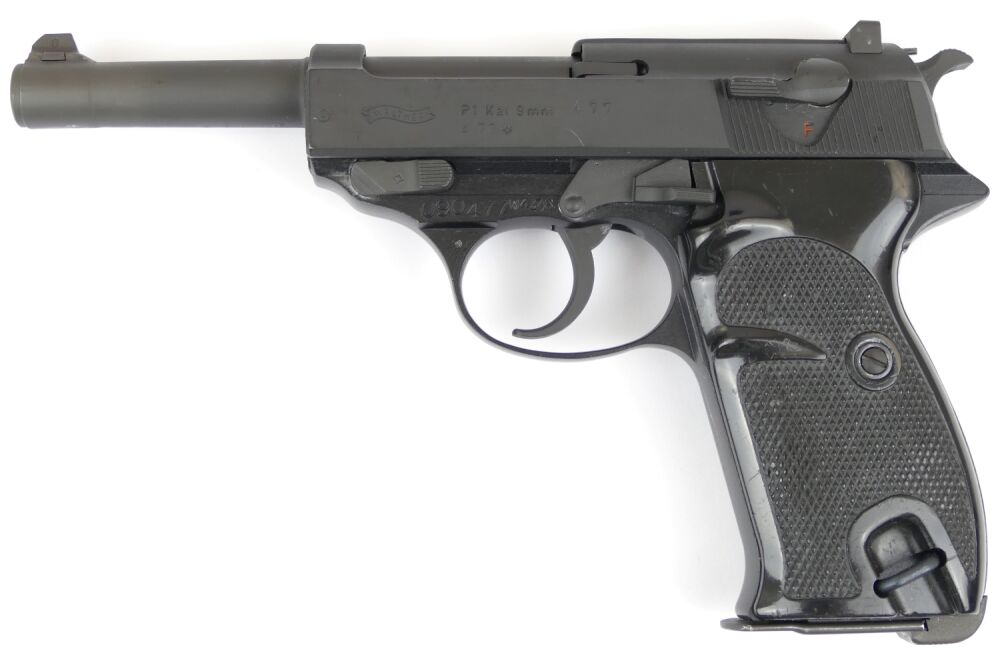 Walther Walther P1 9x19