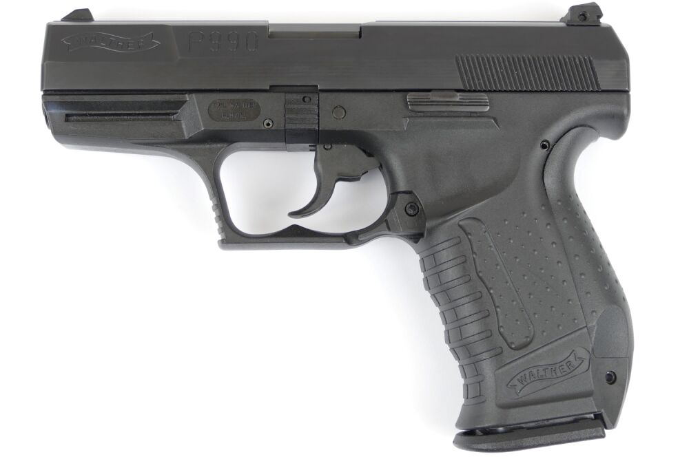 Walther P990 9x19