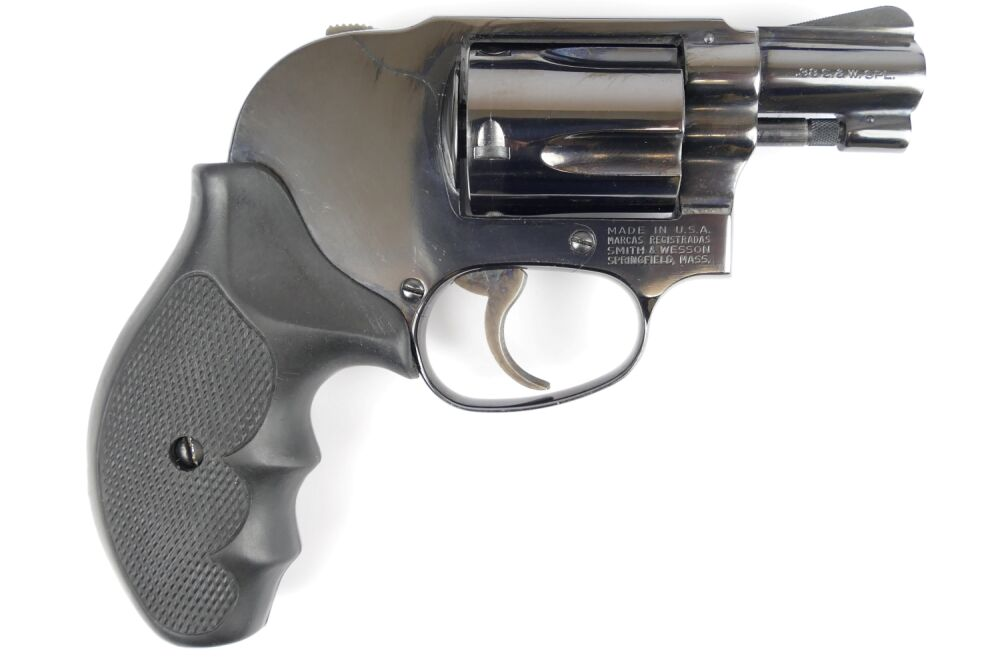 Smith&Wesson Model 49 .38 Special
