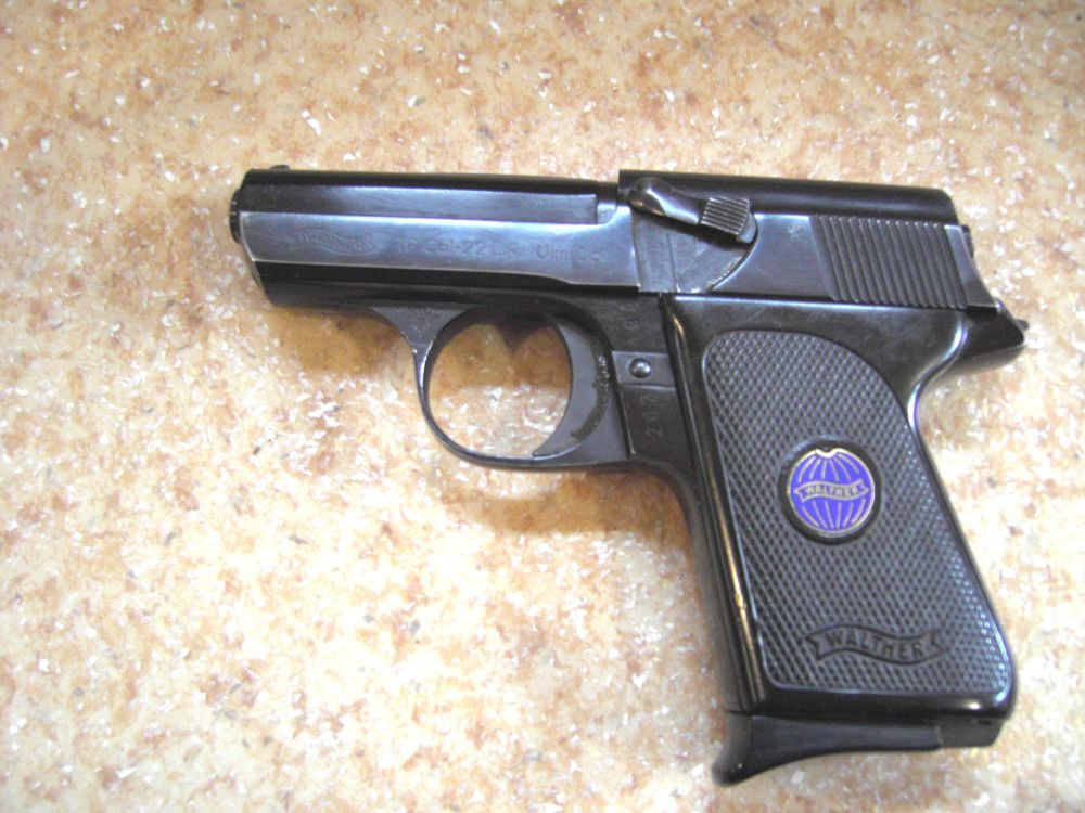 Walther Mod. TP