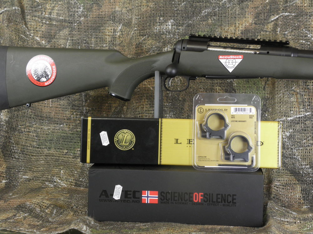 Jungjägerangebot-Savage 110 Hog Hunter