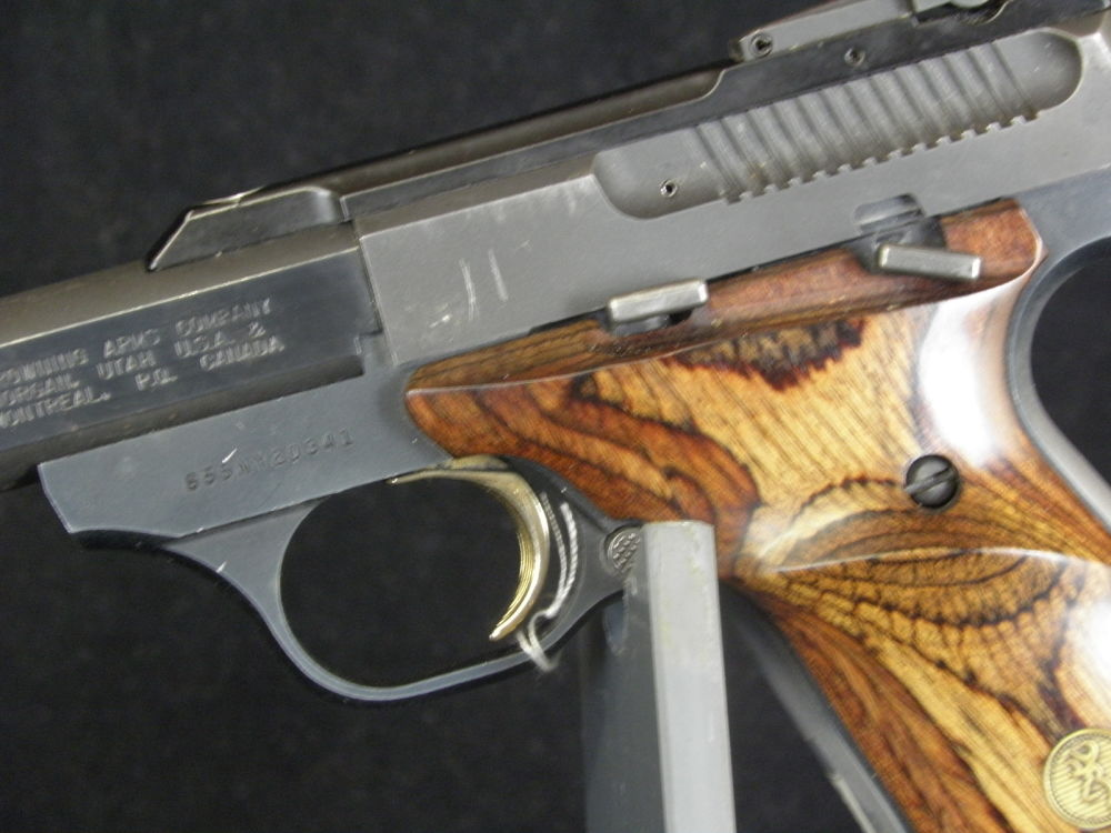 Browning Buck Mark Plus
