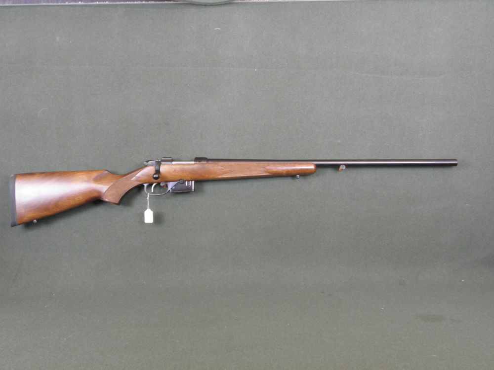 CZ USA- Cansas City 527 Varmint