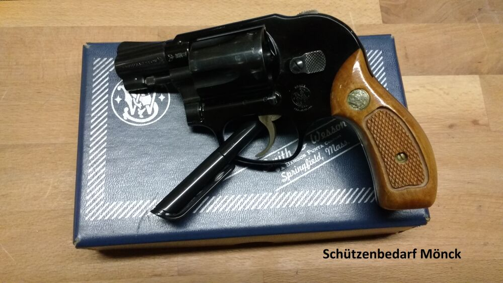 Smith & Wesson Airweight Mod. 38