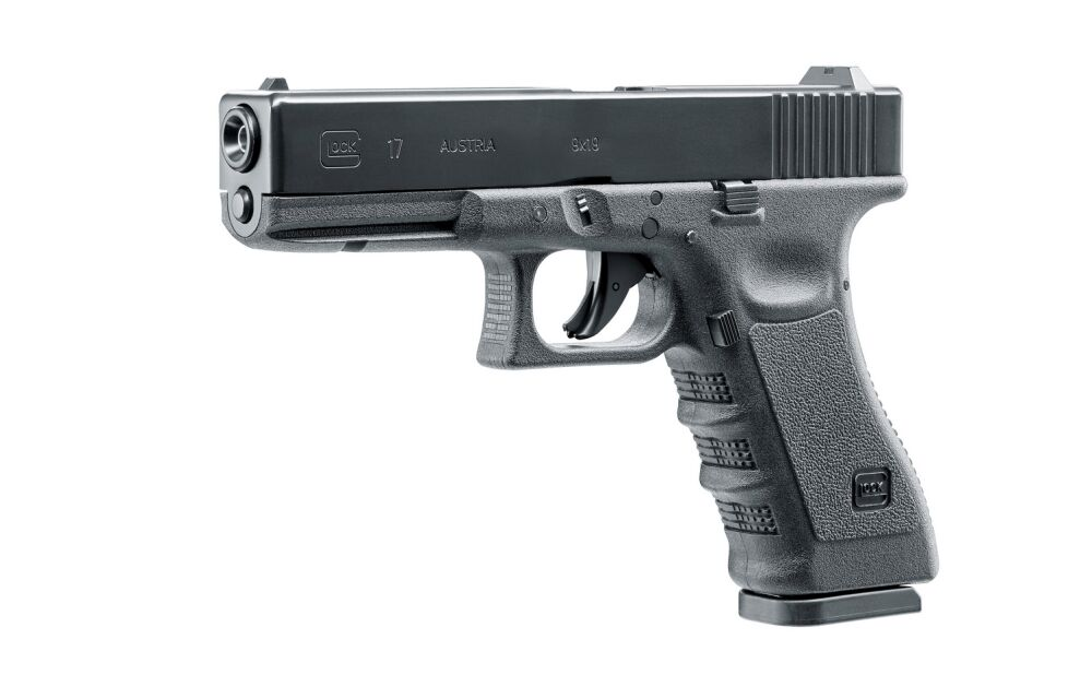 Umarex GLOCK 17, CO2, 4,5mm Diabolo/BBs