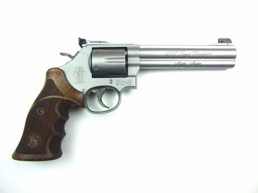Smith & Wesson Smith&Wesson 686 TC Match Master .357Mag.