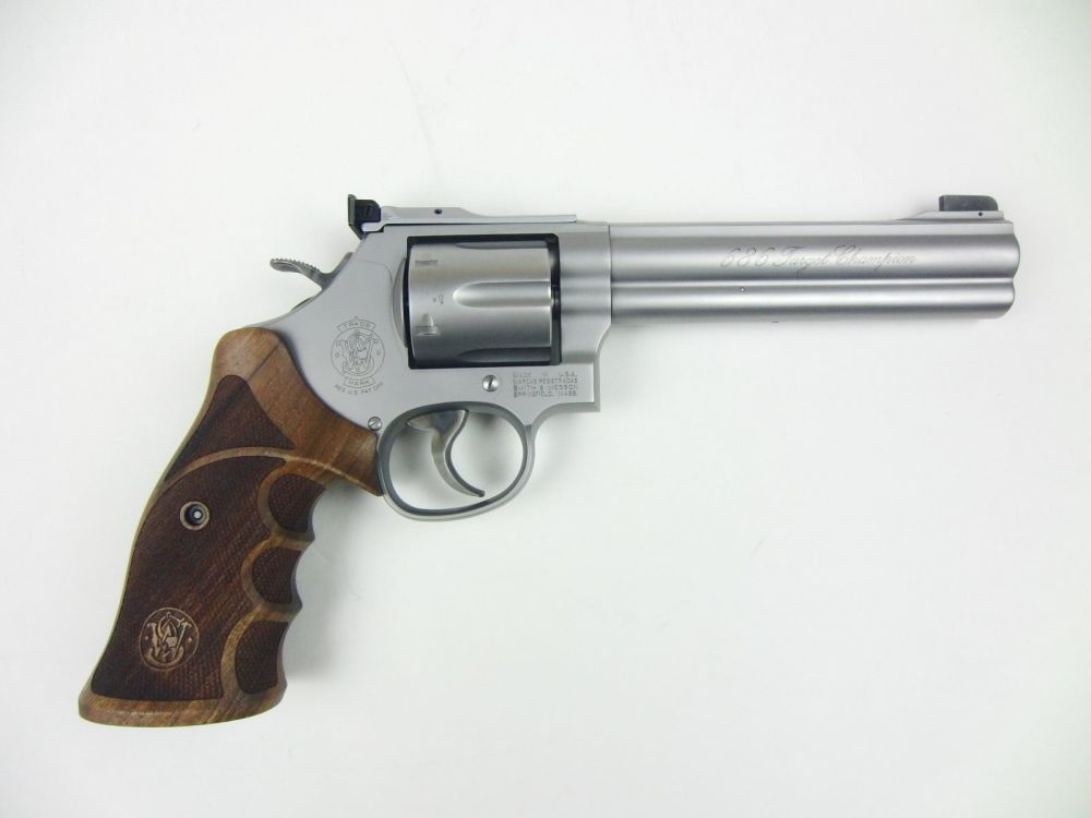 Smith&Wesson S&W Mod. 686 Target Champion .357Magnum