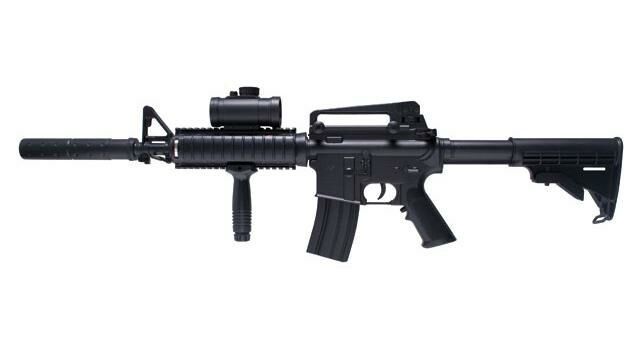 GSG Softair Schmeisser AR-15 Tactical