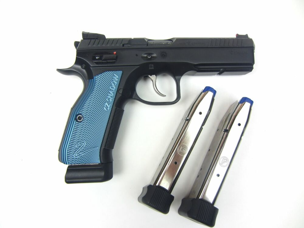 CZ CZ75 SP-01 Shadow 2