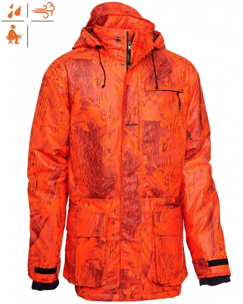 Chevalier Pointer Padded High Vis Coat