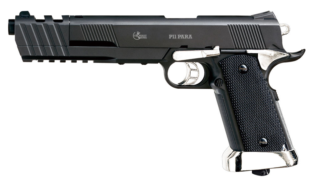 Umarex Combat Zone Model P11 Para cal. 6 mm BB - bicolor