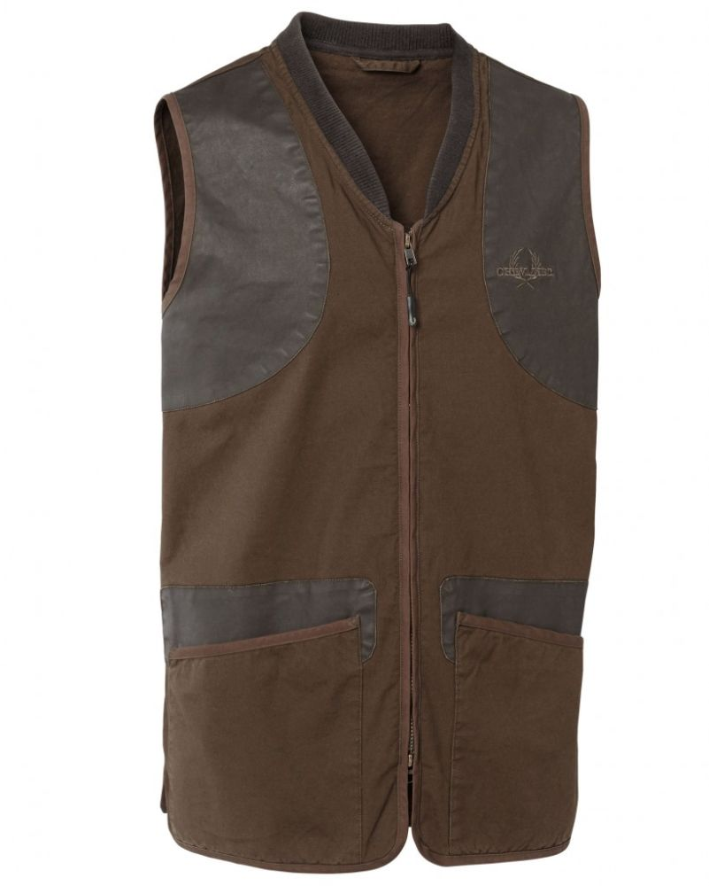 Chevalier Chevalier Devon Shooting Vest Brown