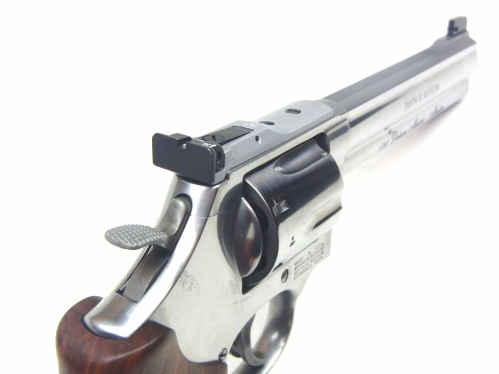 Smith & Wesson Smith&Wesson 686 DeLuxe Match Master