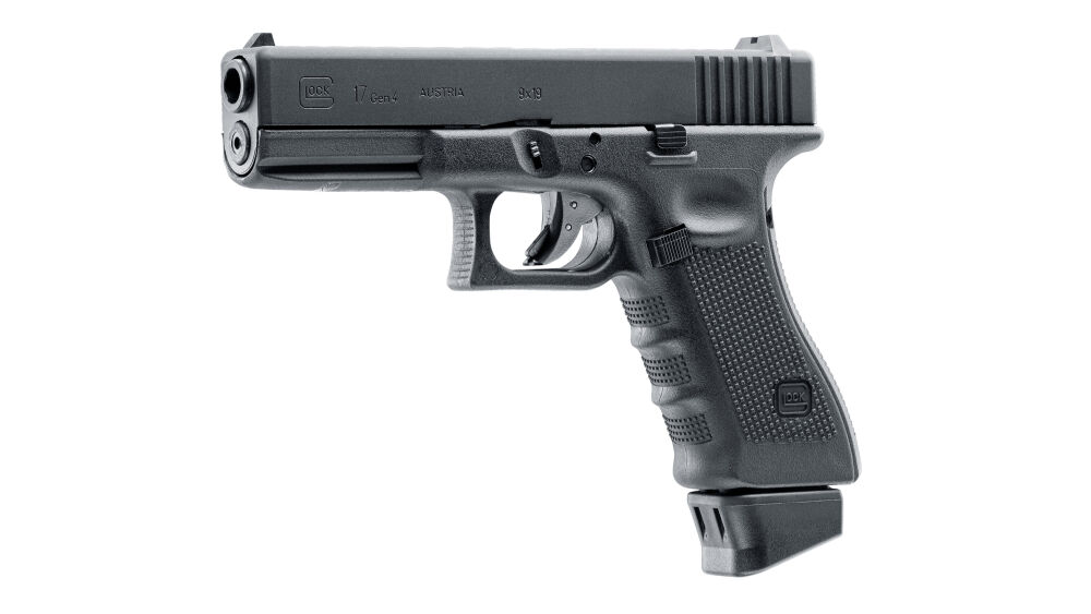 Umarex GLOCK 17 Gen4, cal. 6 mm BB, CO2