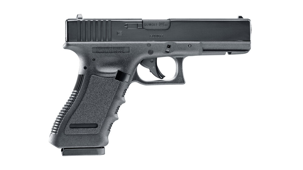 Umarex GLOCK 17, CO2, Kal. 6 mm BB