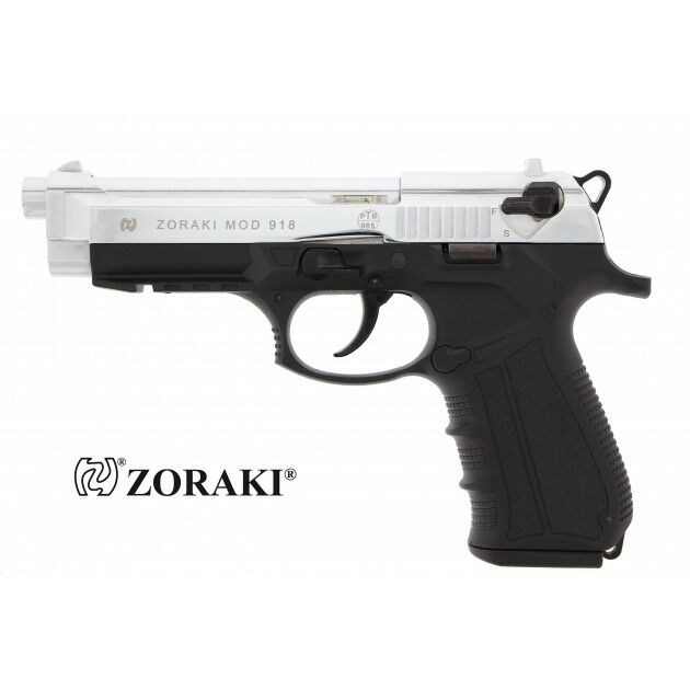 Atak Zoraki 918 Chrom Sonderedition 9mm P.A.K.