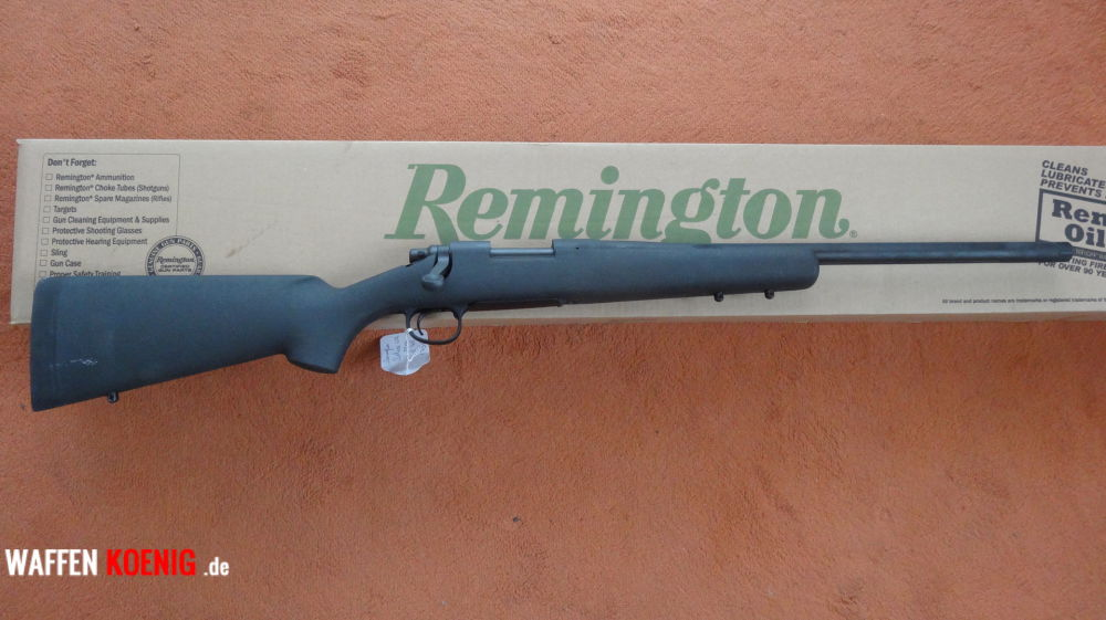 Remington REPETIER-BÜCHSE: REMINGTON 700 POLICE LTR KAL. .308 WIN