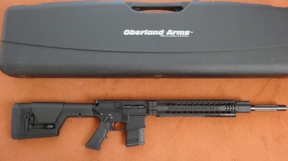 Oberland Arms SL-BÜCHSE:OBERLAND ARMS-OA 15-M1 BULL BARREL .223REM.