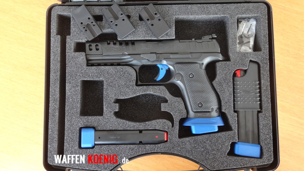 Walther SL-Pistole:WALTHER Q5 Match SF Champion