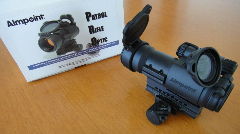 Aimpoint Aimpoint PRO-Patrol Rifle Optic