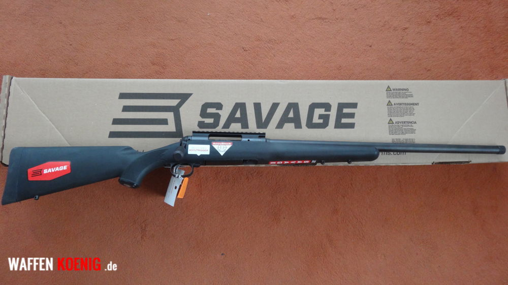 Savage REPETIER-BÜCHSE: SAVAGE ARMS MODELL 10 TR KALIBER .308 WIN,