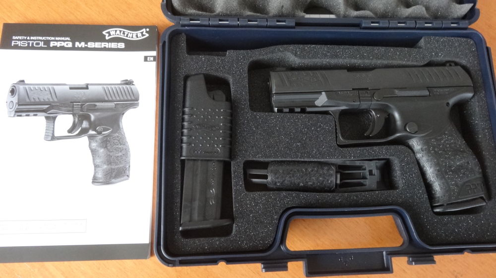 Walther WALTHER PPQ M2-Cal. 9x19 mm