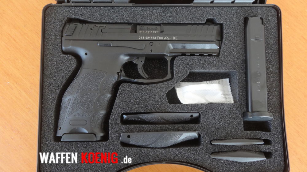 Heckler&Koch SFP9 OR - Optical Ready