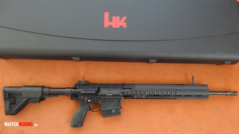 Heckler & Koch MR 308 mit G28 Look