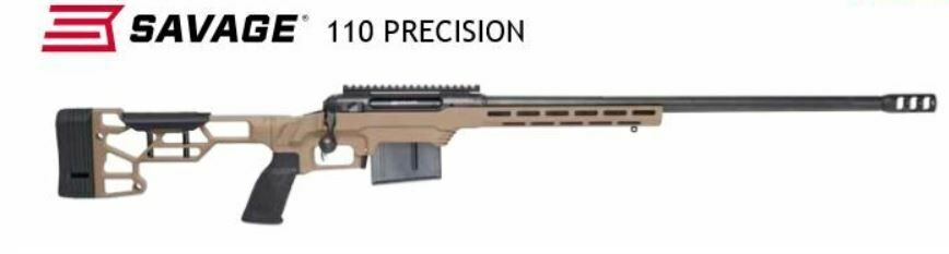 Savage 110 PRECISION