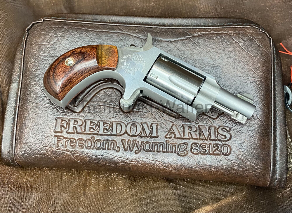 Freedom Arms Mini Revolver