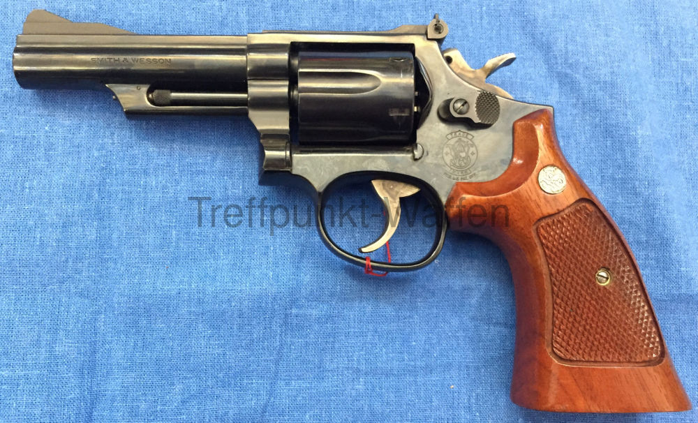 Smith&Wesson 19-5