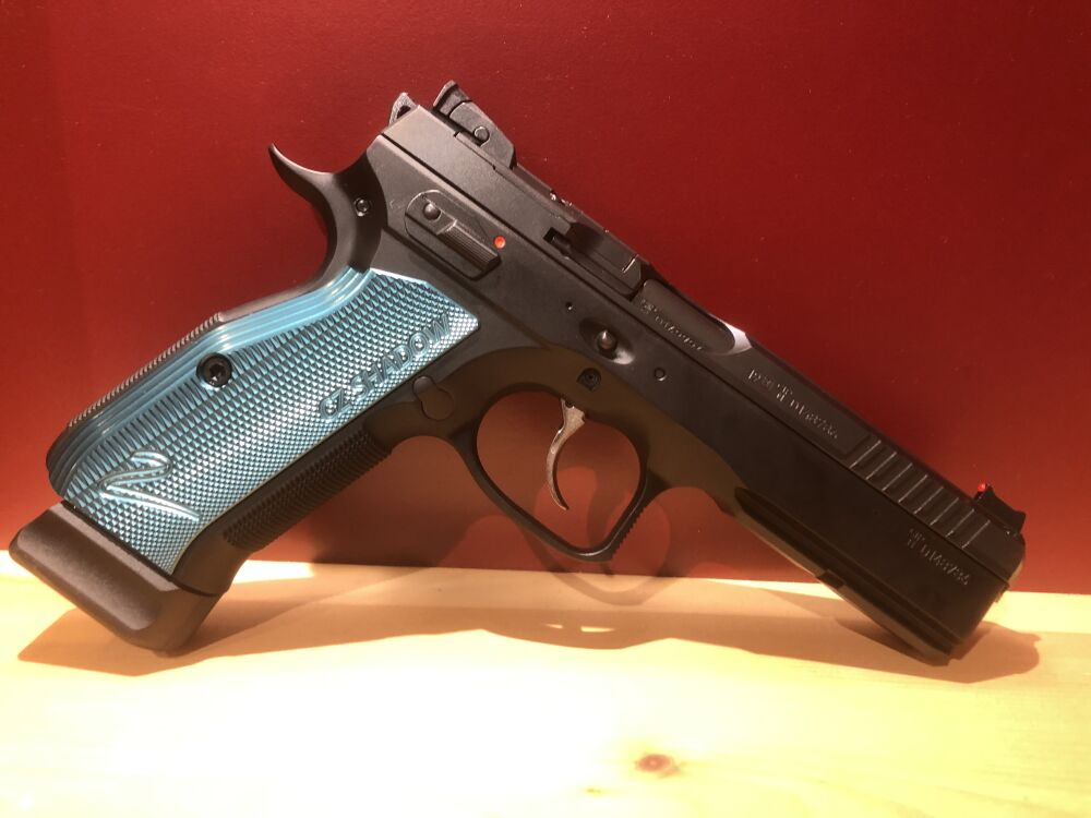CZCZ CZ75 Shadow 2 Optics Ready