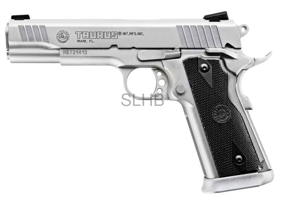 Taurus 1911 (PT Stainless steel matt)