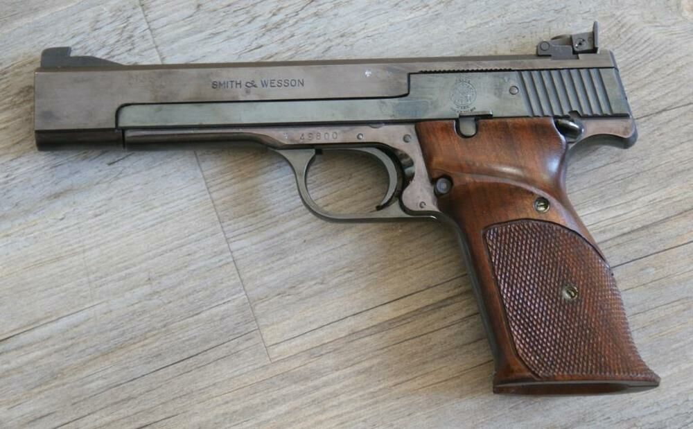 Smith & Wesson Mod.41