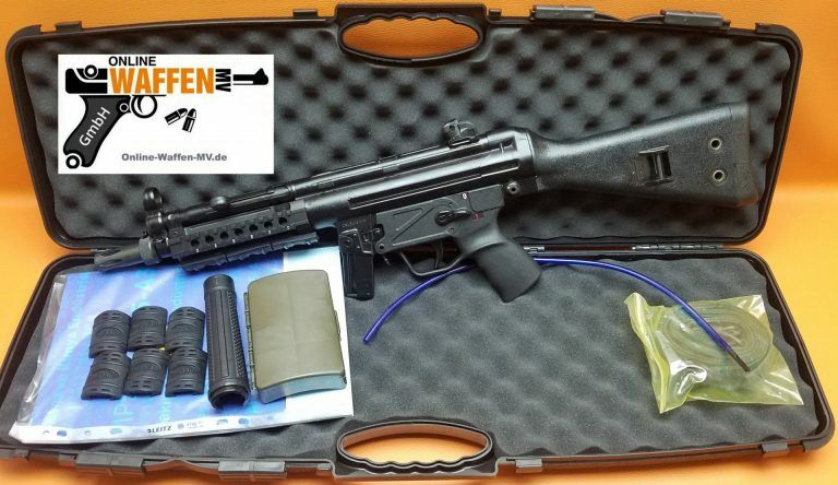 MKE T94 Heckler & Koch MP5 Klon