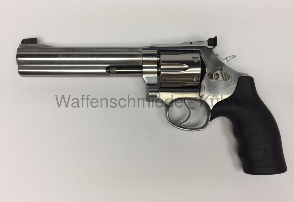 Smith und Wesson 686-6
