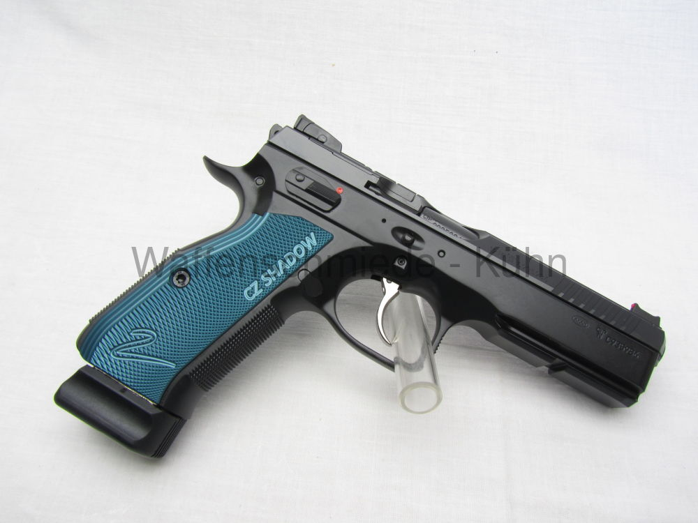 CZ** CZ 75 Shadow 2 Optic Ready