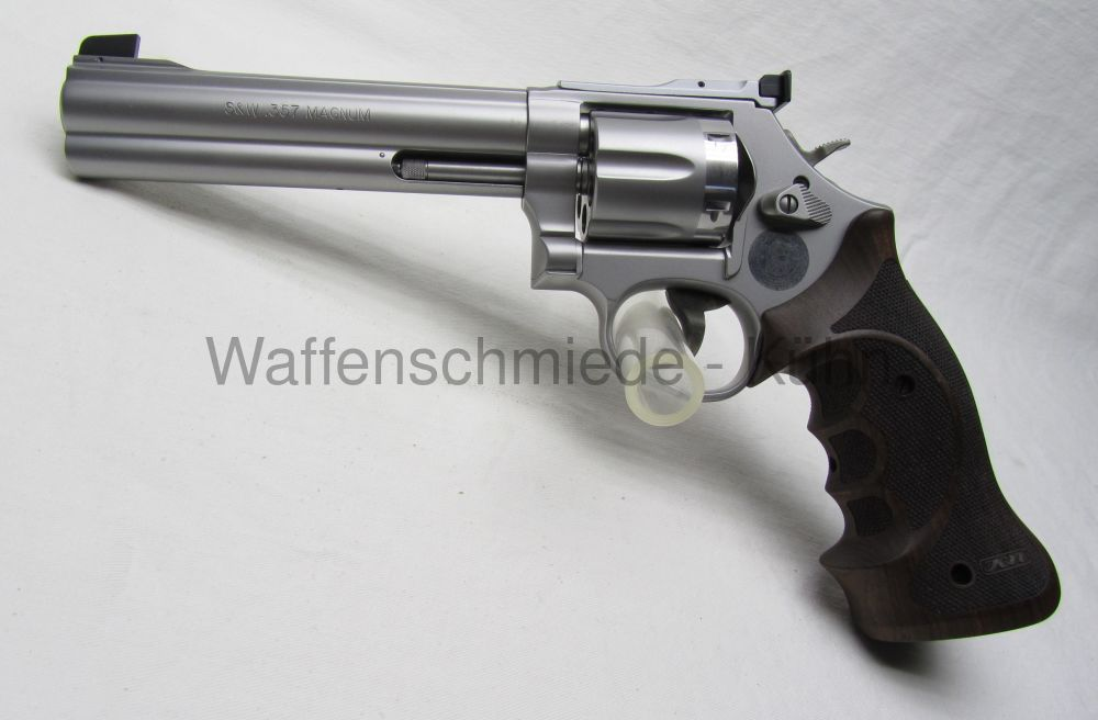Smith & Wesson 686 Target Champion