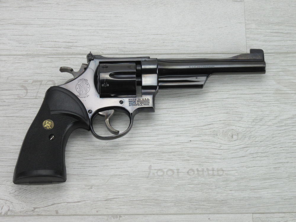 Smith&Wesson 27-2N