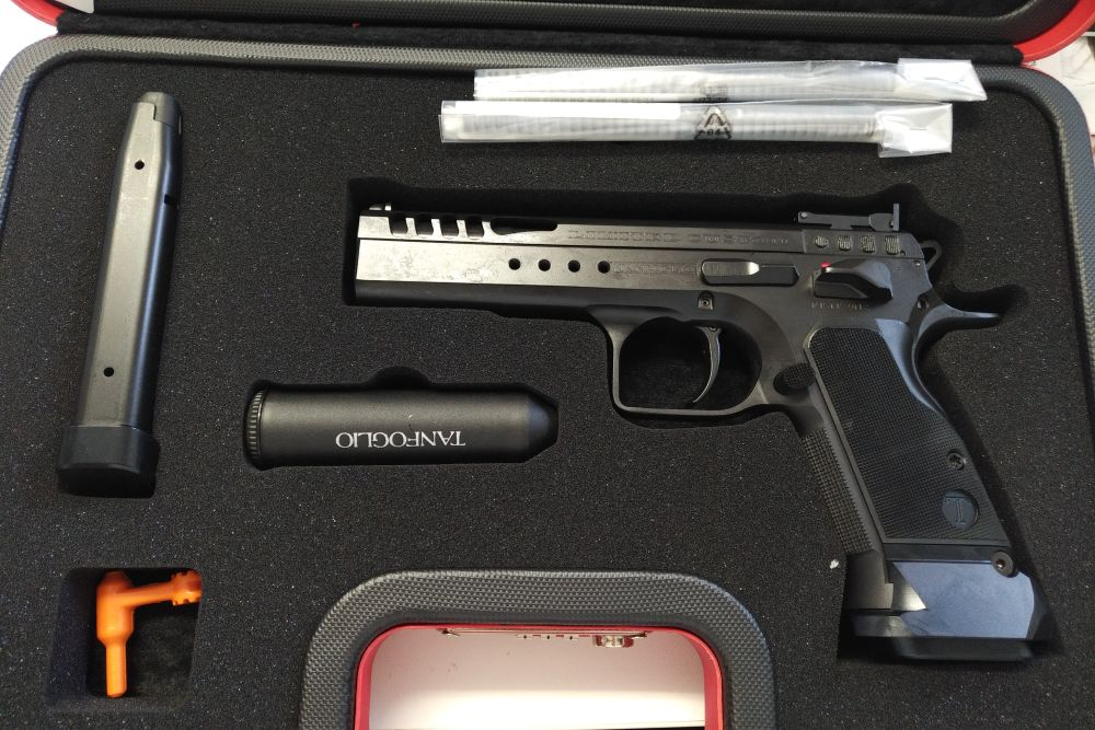 Tanfoglio Limited Custom 5""