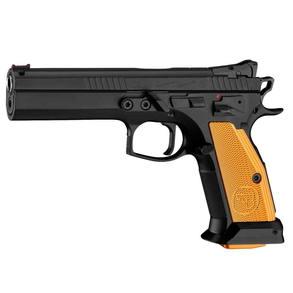 CZ Tactical Sports Orange