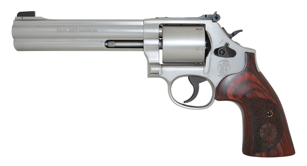 Smith & Wesson M686 International 6""