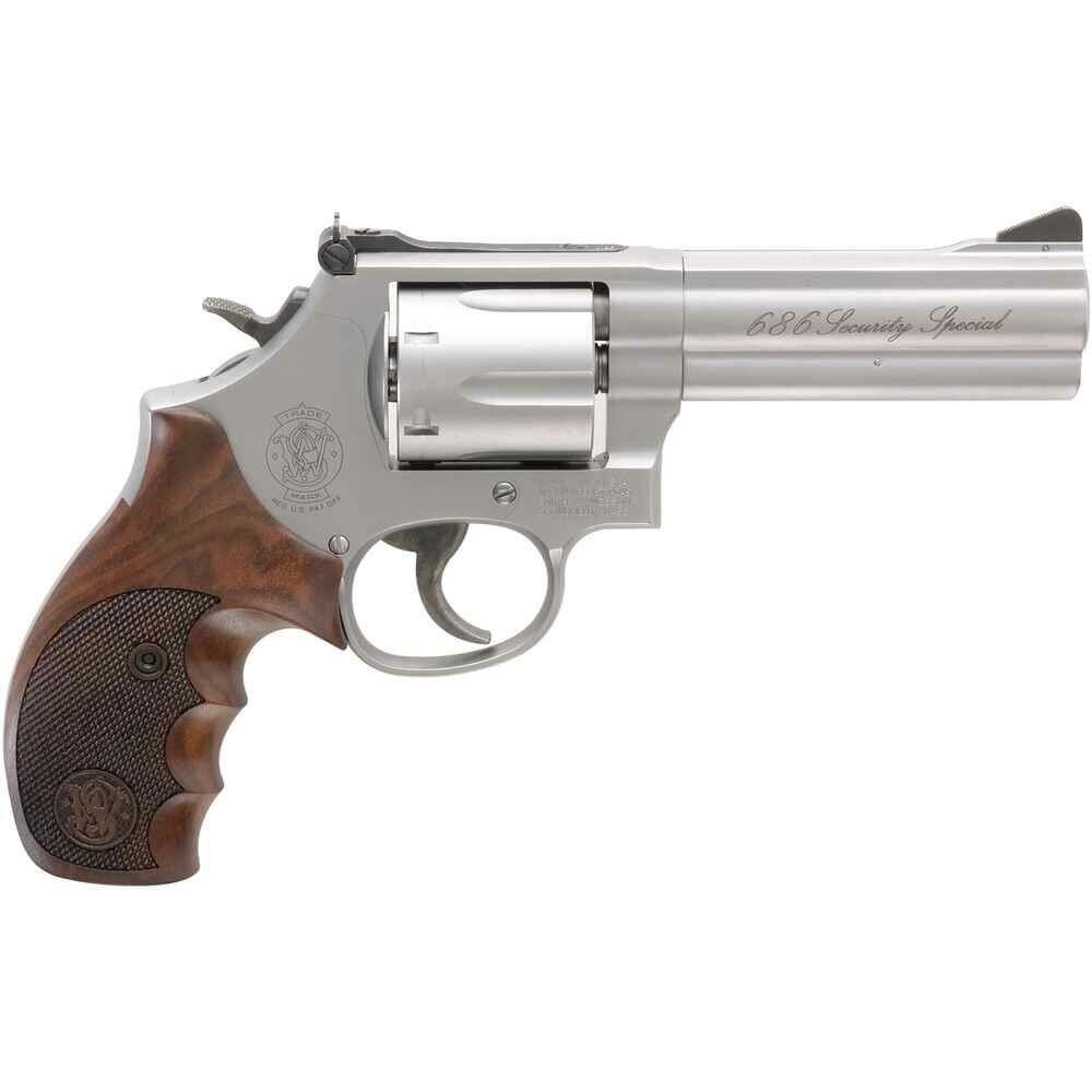 Smith & Wesson M686 Security Special 4""