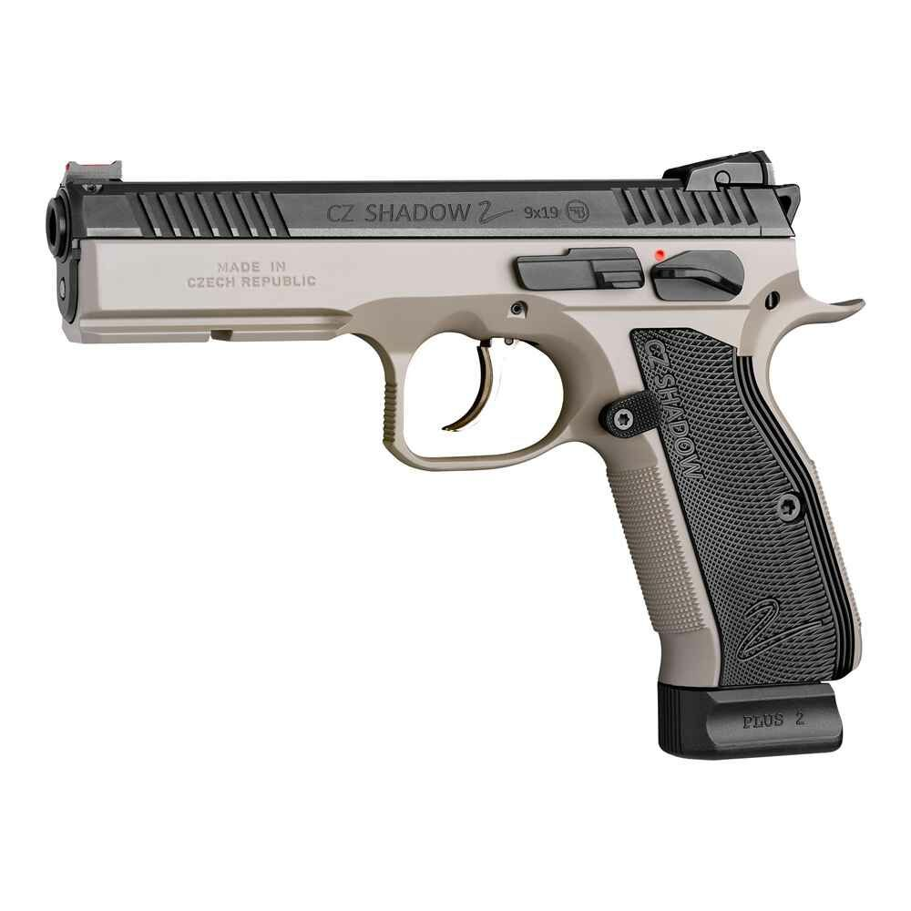 CZ 75 SP-01 Shadow II Urban Grey