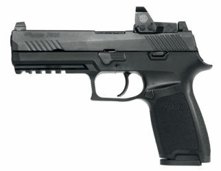Sig Sauer P320 RX Compact