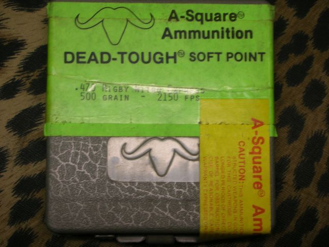 A-SQUARE Dead- tough s.p. 500 gr.