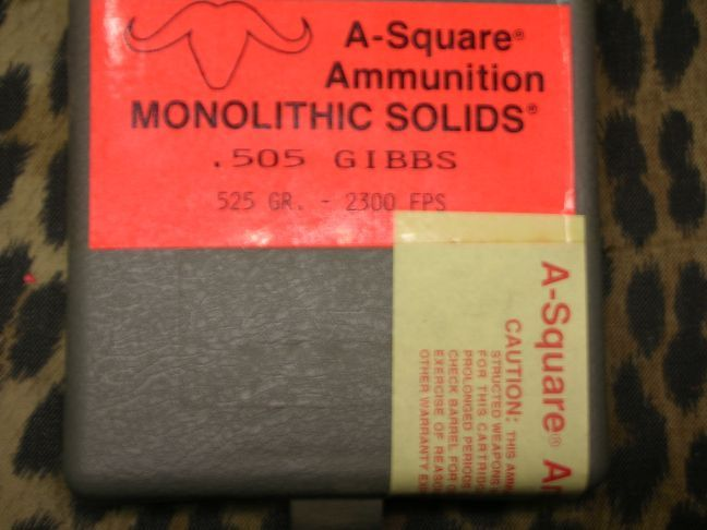 A-SQUARE Monolithic solids 525 gr.
