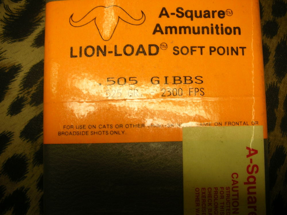 A-SQUARE Lion load s.p. 525 gr.