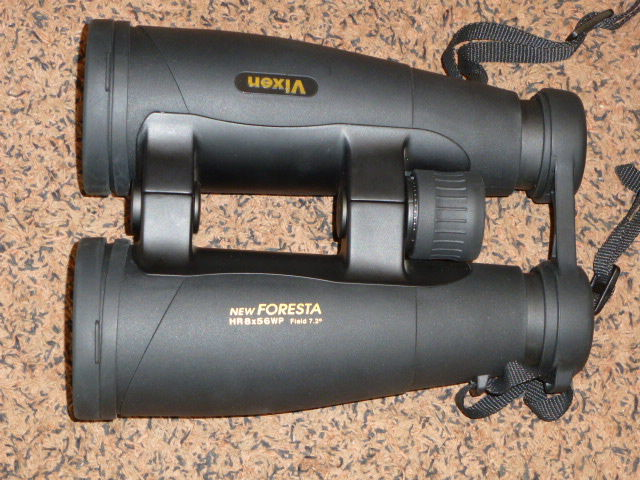 Vixen New Foresta HR 8x56 WP