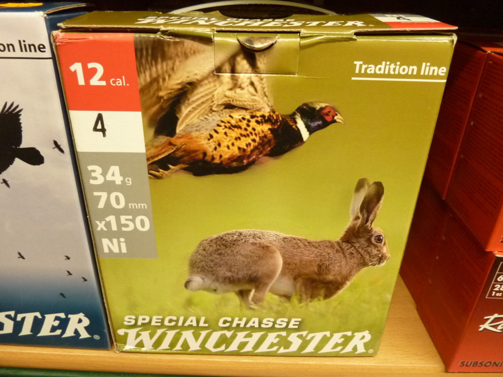 Winchester Special Chasse